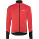 GORE BIKE WEAR Power 2.0 WS Jas Heren rood